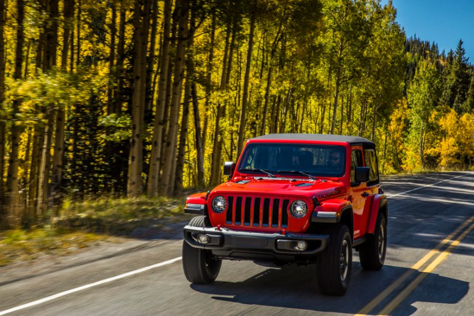 Kelley Blue Book Jeep >> Kelley Blue Book Blesses Jeep Wrangler With Best In Resale