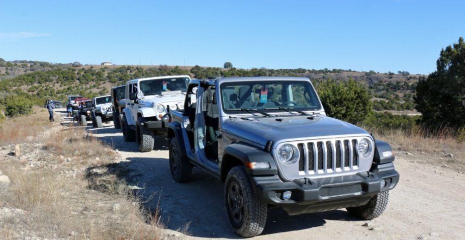 Jeep JL Wranger