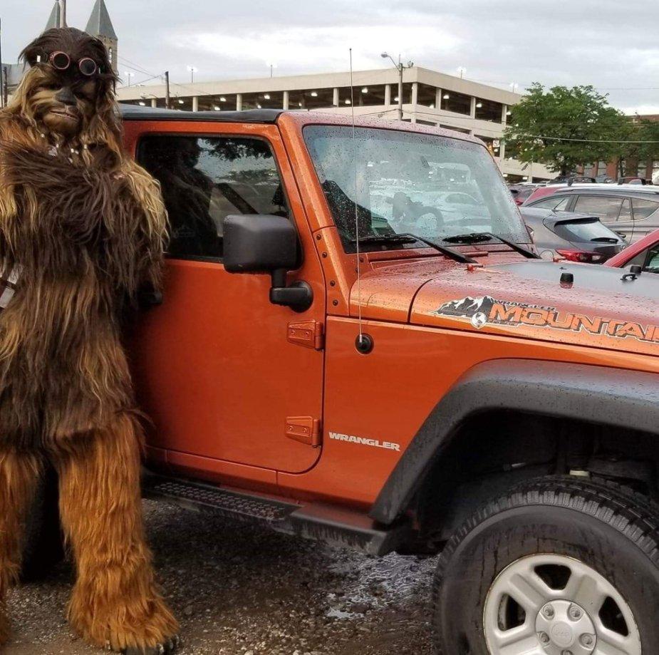Chewie Wrangler