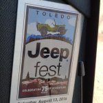 Jeep Fest Sign