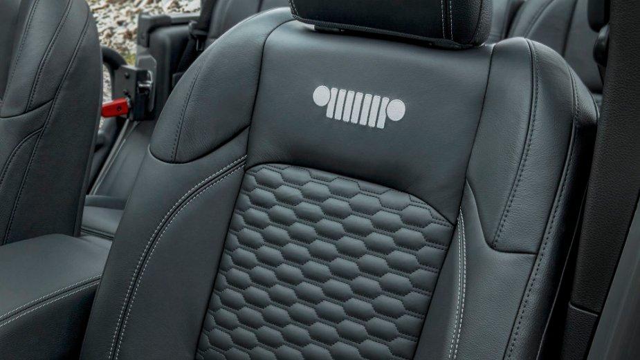 Gladiator Katzkin Seat-Back