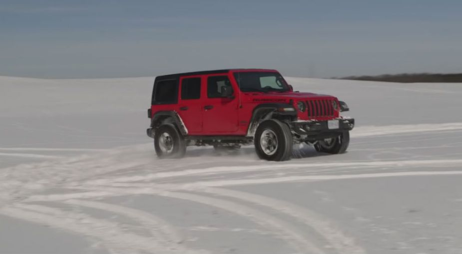 2019 Jeep Wrangler Rubicon Unlimited