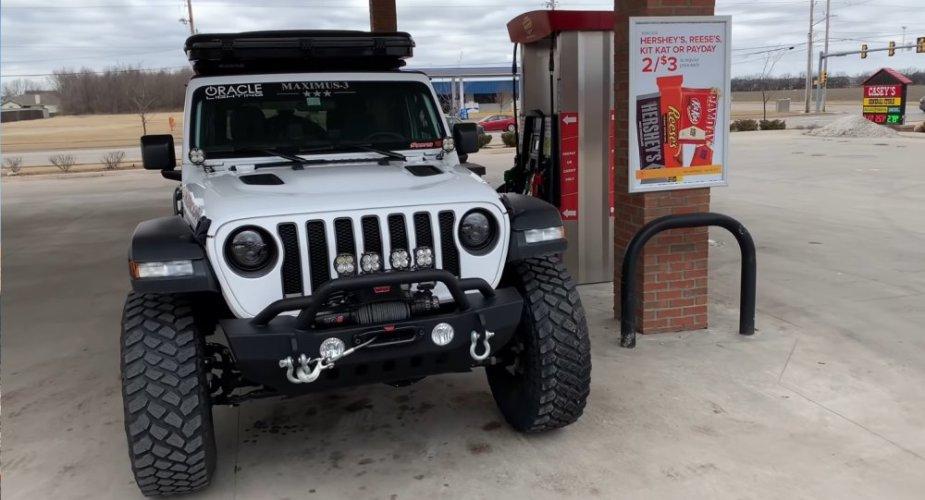 Jeep Wrangler Fuel Economy