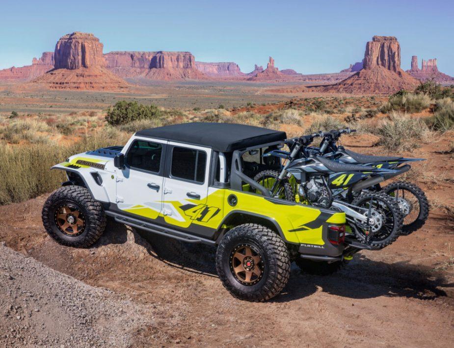 Jeep Flatbill Concept - 2019 Easter Jeep Safari, Moab, Utah