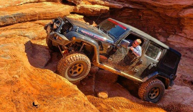 AMO Jeep Wrangler