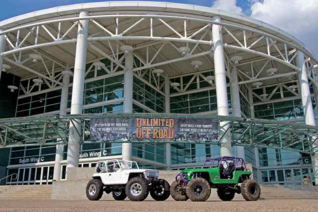 Unlimited Off-Road Expo Nashville