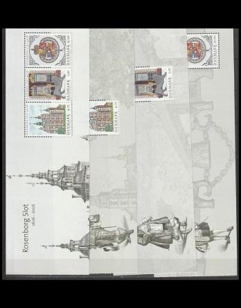 1400-1599, Postfrisk/ubrugt