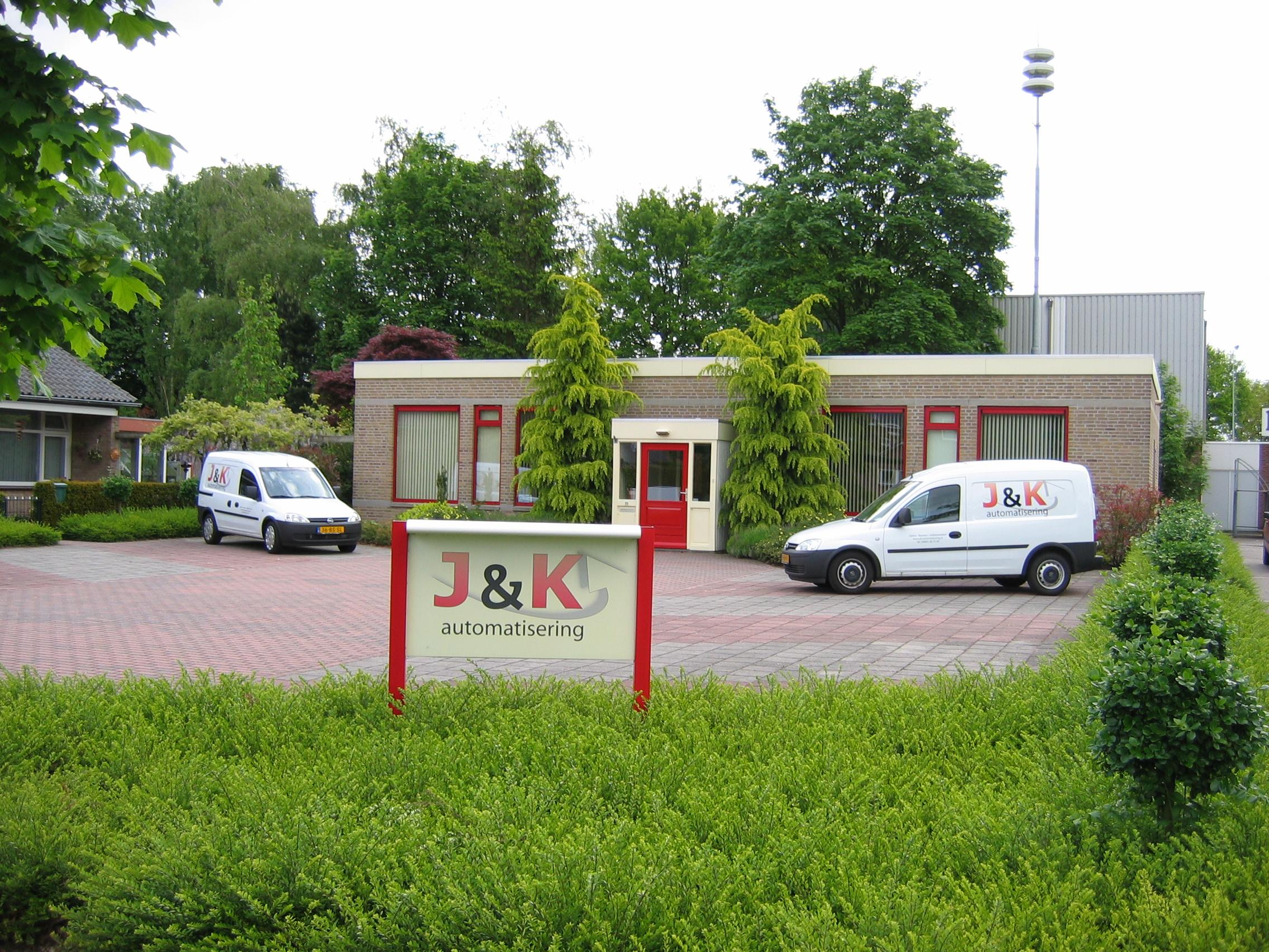 Kantoorpand J&K Automatisering