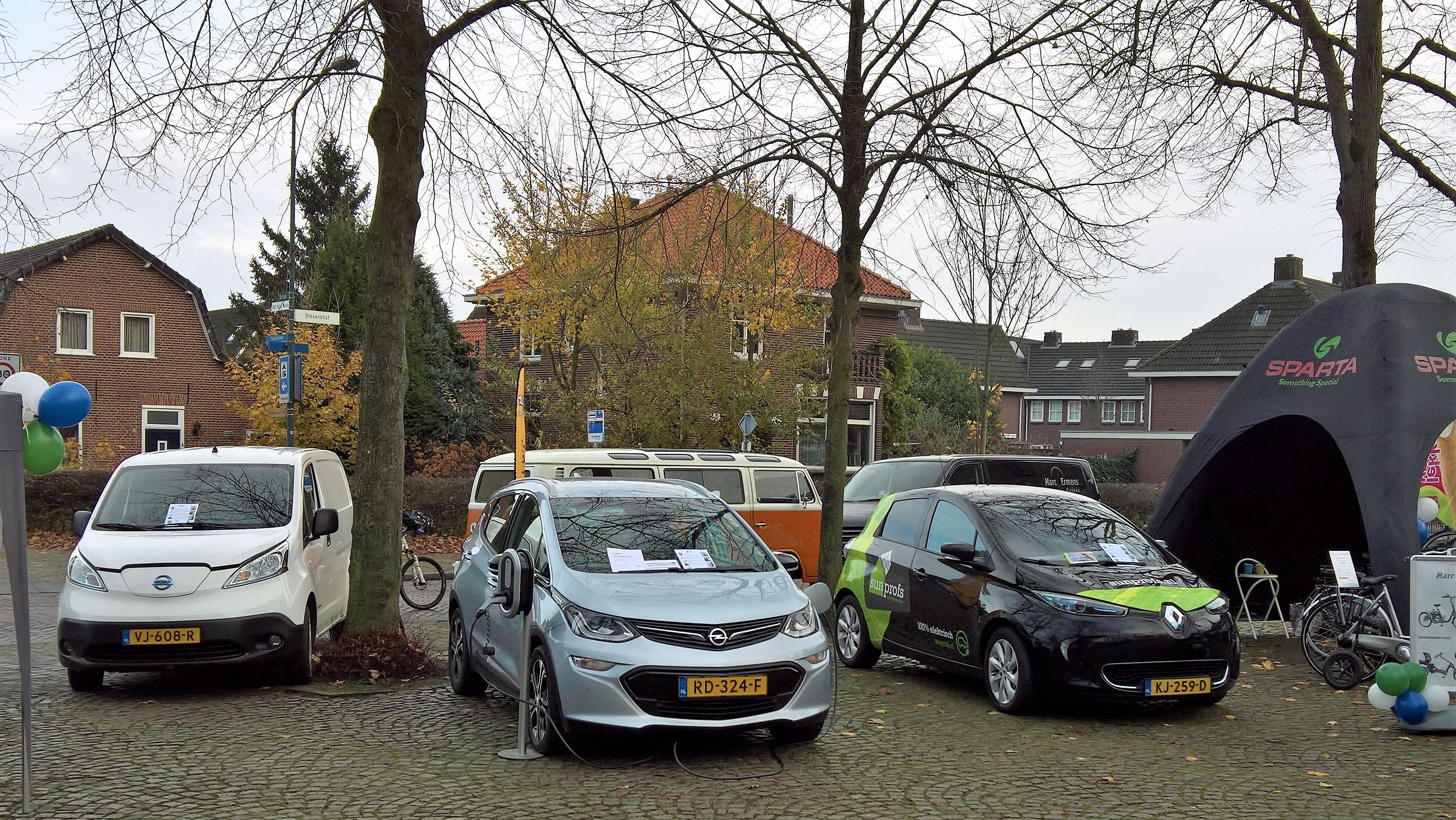 JK EV solutions op Brinkevent 2017 elektrisch rijden en laden