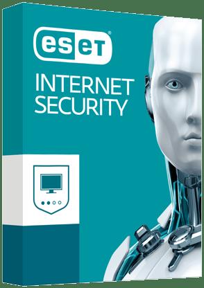 ESET Internet Security Antivirus Software