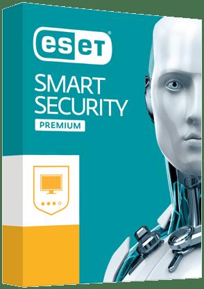 ESET Smart Security Premium Antivirus Software