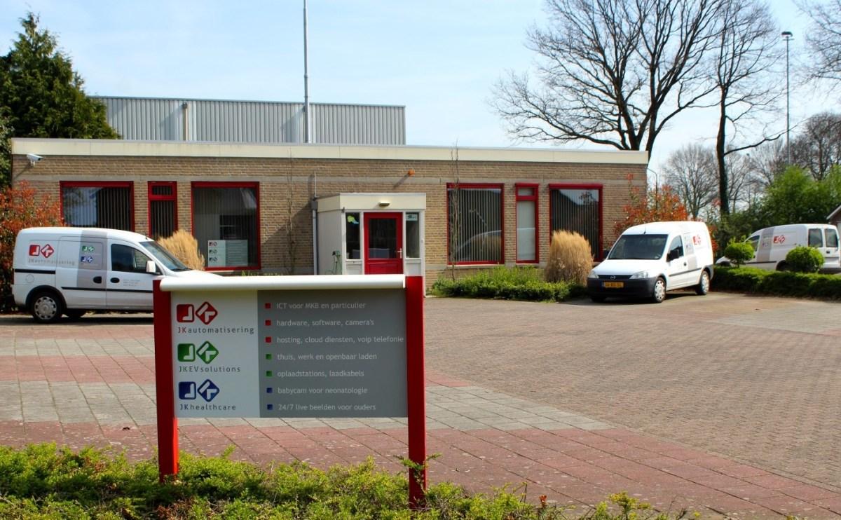 JK automatisering kantoor te Oploo