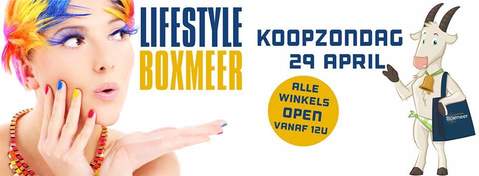 Lifestyle Koopzondag Boxmeer