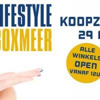 JK EV solutions aanwezig bij Lifestyle Koopzondag Boxmeer