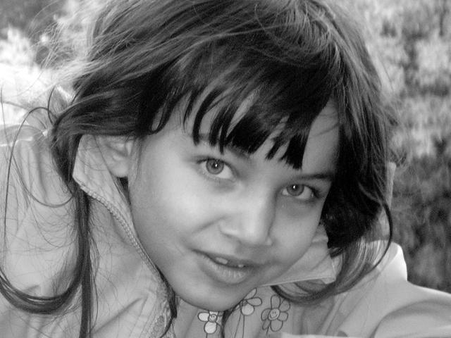 Sophia age 7