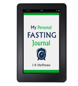 My Personal Fasting Journal eBook
