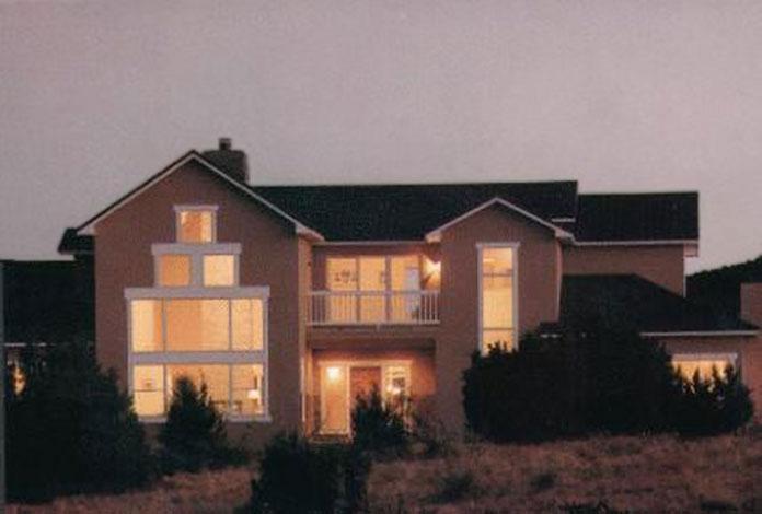 New Mexico Ranch John Kaltenbach Homes