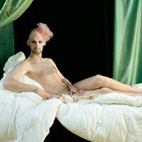 Olympia [After Manet], 2009