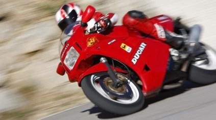 Ducati 851 Impressionen