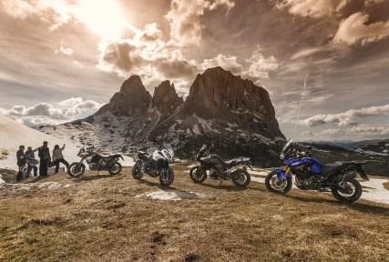 Enduros, Alpenmaster 2014, Dolomiten, Italien