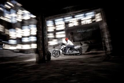 Harley Davidson V-Rod, VT Muscel Bikes, MRD Heft 9/16, Berlin