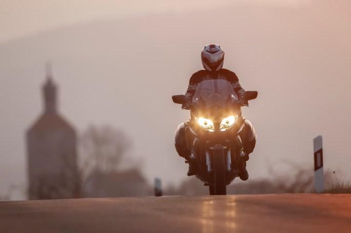Yamaha FJR 1300 A, MRD Top Test , Heft 26/12