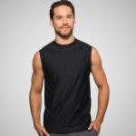 production men's tank top
