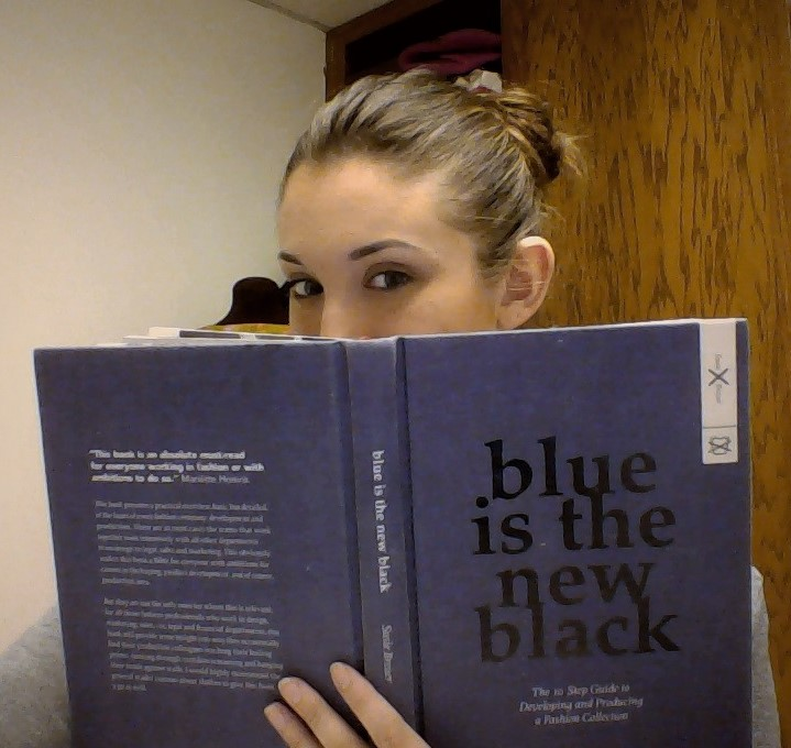 Blue is the New Black by Susie Breuer