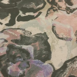Chalky Floral Sublimated Print