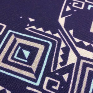 Deep Navy Sublimation Print