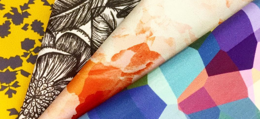 polyester fabric printing