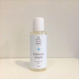 Balance Simply Cleansing Gel - Front