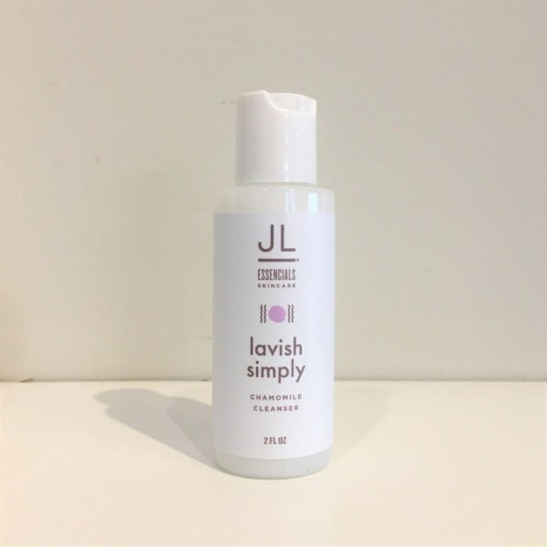 Lavish Simply Chamomile Cleanser - front