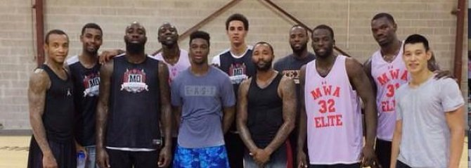 JLin in MoWill Academy Camp (Sept 1-5)