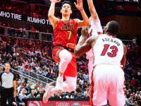 Game 40 Atlanta Hawks vs Toronto Raptors: Another Audition Chance for Jeremy Lin Among Trade Rumors