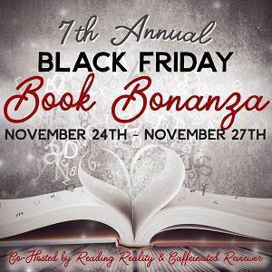Black Friday Book Bonanza banner