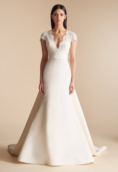 Bridal Gowns and Wedding Dresses by JLM Couture   Style 4805 Ashburn Allison Webb Style 4805 Ashburn Bridal Gown