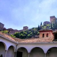 alhambra granada muralla