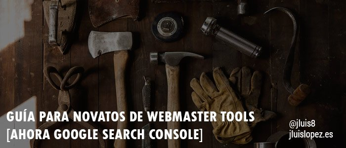 webmaster tools search console