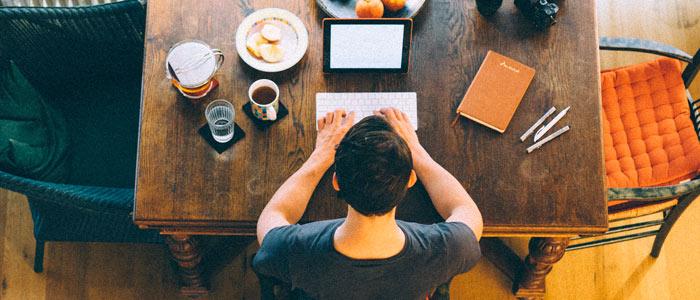 5 Maneras de encontrar inspiración para escribir