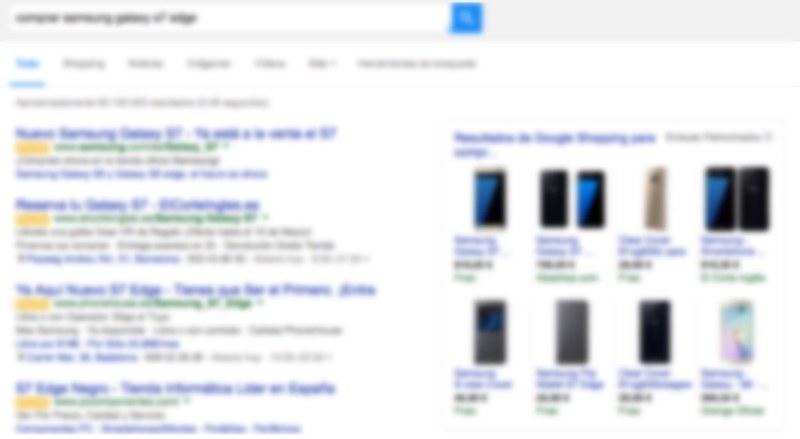 Anuncios laterales Google AdWords