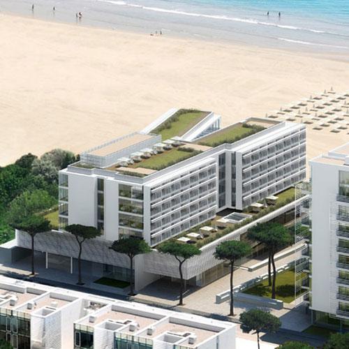JLV A Five Star Hotel Amp SPA By Richard Meier Amp Jesolo