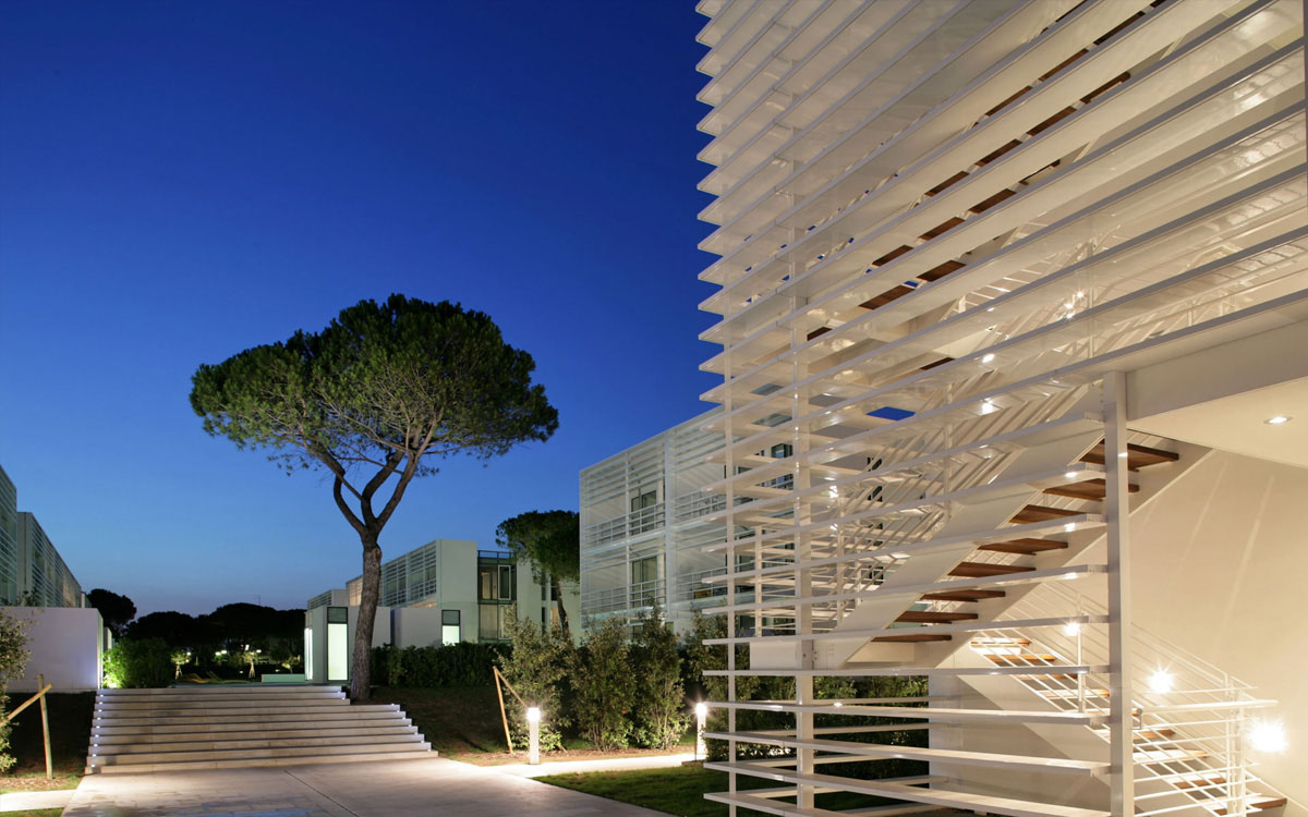 Jesolo Lido Village Di Richard Meier