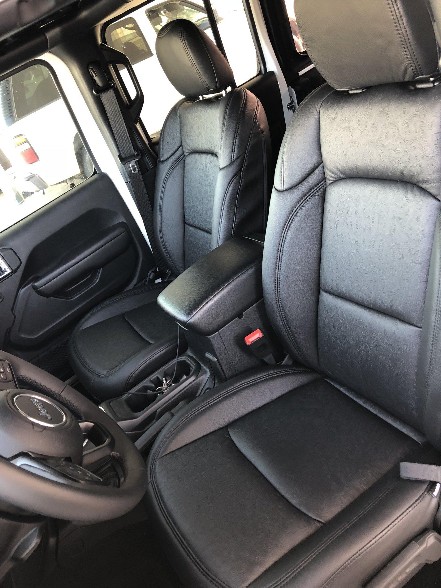 Katzkin Leather For JL Wrangler Page 2 2018 Jeep