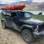 Options For Carrying A Canoe Kayak 2018 Jeep Wrangler Forums Jl Jlu Rubicon Sahara Sport Unlimited Jlwranglerforums Com