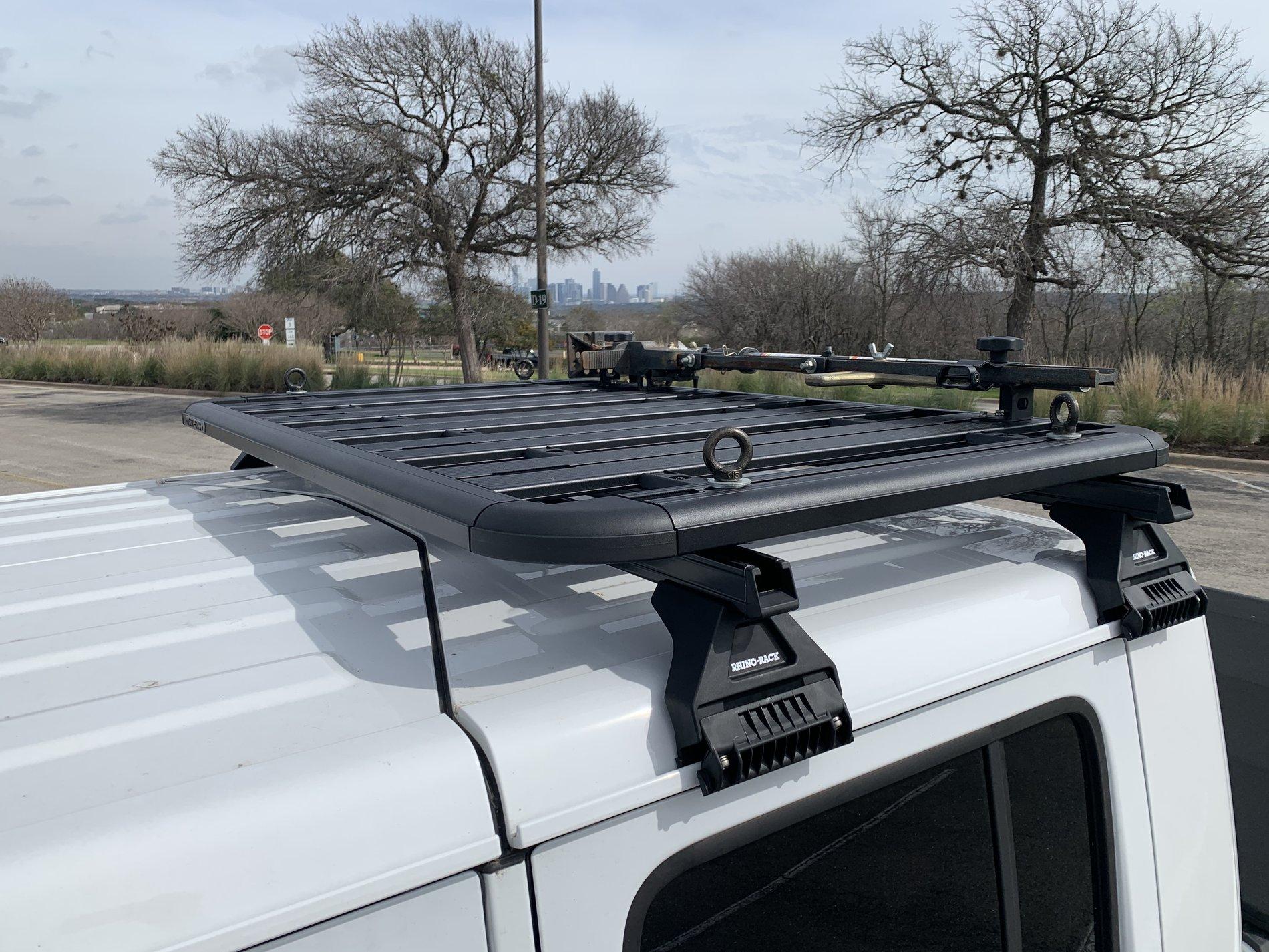 2020 jl wrangler rhino roof racks