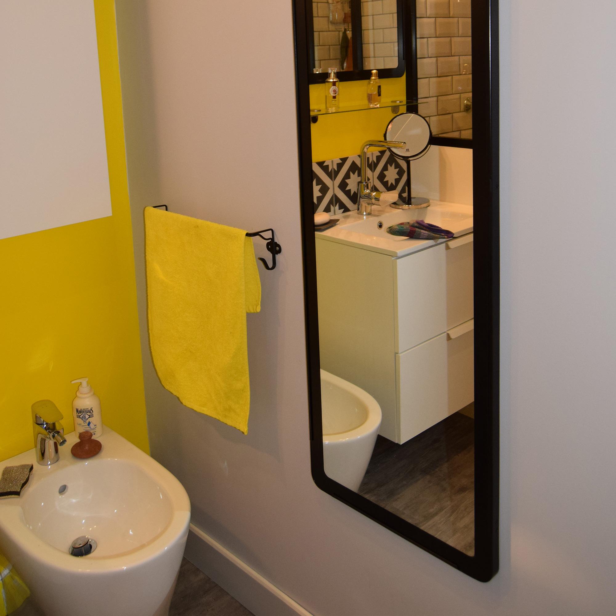 Sol PVC pour salle-de-bain