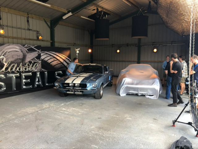 Movie and TV Cars
