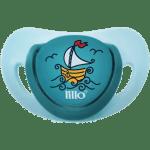 Chupeta Lillo Elegancy Ortodôntica Silicone Azul nº 1-jmc-cha-de-fraldas