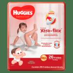 Fralda Huggies Supreme Care Mega – Tamanho XXG